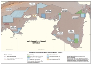 Final North Commonwealth Marine Reserve Proposal Map